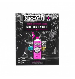 Muc-Off Clean/Protect & Lube Kit