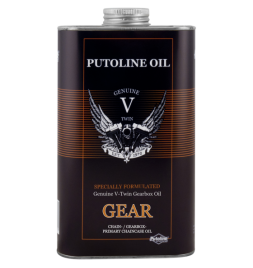 Genuine V-Twin Gearbox Oil