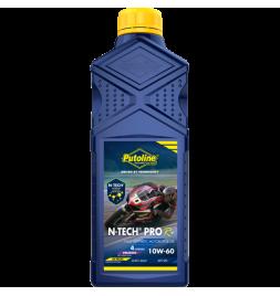 Putoline - N-Tech Pro R+ 10w-60 1L