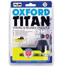 * Oxford TITAN Yellow