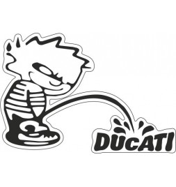 OneDesign Flat Label Ducati...