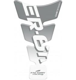 Kawasaki ER6N Logo Tankpad - Transparant