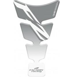 Yamaha FZ Logo Tankpad - Transparant