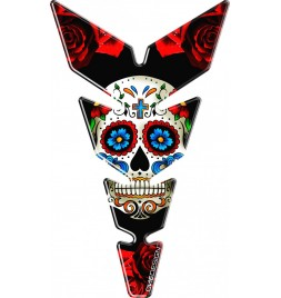 OneDesign - Mexican Tattoo Tankpad - Moon Serie