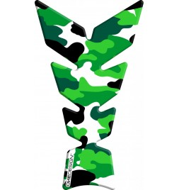OneDesign - Camouflage Green Tankpad - Moon Serie