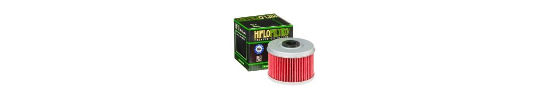 Oliefilters van Hiflo Filtro.