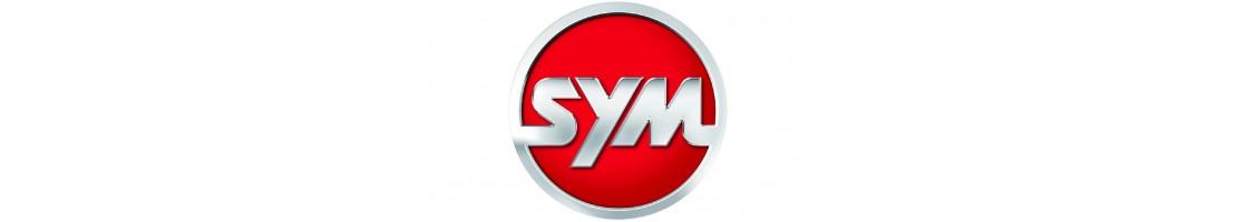 Op zoek naar een SYM Sticker voor uw snor/brom/motorfiets?