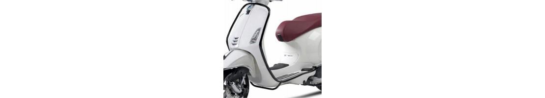 Een overzicht van alle valbeugels geschikt voor uw (motor)scooter.
